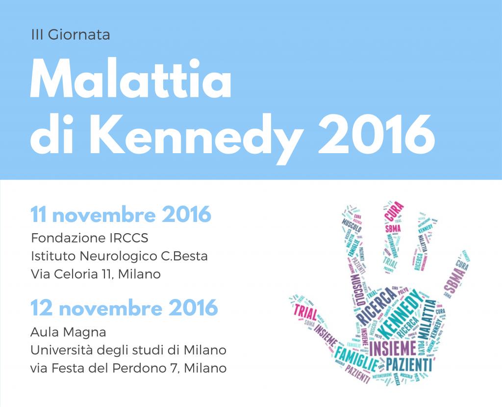 malattia kennedy sbma 2016